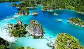 3. PRESENTACIÓN DE UNO DE LOS MEJORES DESTINOS DEL PLANETA: RAJA AMPAT (INDONESIA)