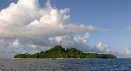 ISLA DE GANGGA (NORTE DE SULAWESI, INDONESIA)