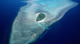 Z. AUSTRALIA. HERON ISLAND (WISTARI REEF, GRAN BARRERA, QUEENSLAND)