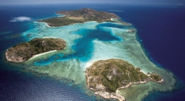 Z. AUSTRALIA. LIZARD ISLAND (ARRECIFE DE RIBBON REEF, CAIRNS, QUEENSLAND)