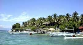 FILIPINAS. MOALBOAL, SAMPAGUITA RESORT (ISLA DE CEBÚ, VISAYAS CENTRALES)