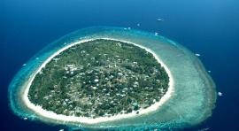 FILIPINAS. ISLA DE BALICASAG (BOHOL, VISAYAS CENTRALES)