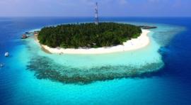 C2.3a. MALDIVAS. ATOLÓN DE MALE SUR. FIHALHOHI ISLAND RESORT