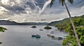 "D1a. LEMBEH (SULAWESI NORTE) CON ""DABIRAHE, DIVE SPA AND LEISURE RESORT"""