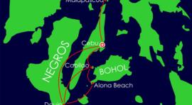 B1b. VISAYAS – ISLAND HOPPING. SEA EXPLORERS
