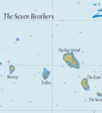 C2a. DJIBOUTI – RUTA «SEVEN BROTHERS». CRUCERO CON EL M/Y LUCY
