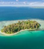 B2a. PAPÚA NUEVA GUINEA – NUEVA IRLANDA. LISSENUNG ISLAND RESORT (ISLA DE LISSENUNG, KAVIENG)