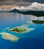 B3a. PAPÚA NUEVA GUINEA – NUEVA BRETAÑA. WALINDI PLANTATION RESORT (KIMBE BAY)