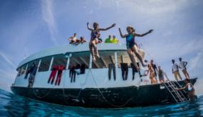 MALDIVAS. OFERTA CRUCERO PARA FAMILIAS CON NIÑOS. BARCO «SEA ROSE». DEL 14 AL 25 DE AGOSTO DE 2021. 2.445 €. NIÑOS GRATIS